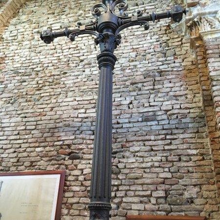 Museo Italiano della Ghisa (Chiesetta di Santa Maria delle Lacrime  )