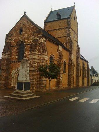 Eglise  Notre-Dame de Segrie