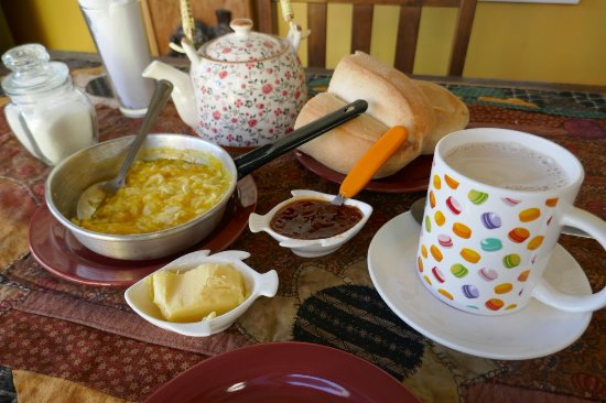 Constitucion, Chile: Desayunos con cariño