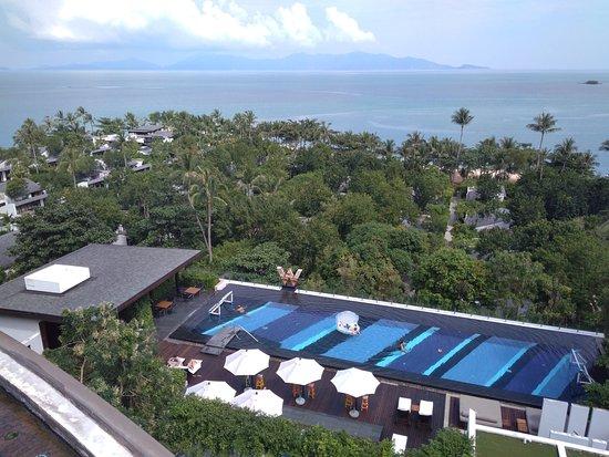 W Koh Samui: Main pool