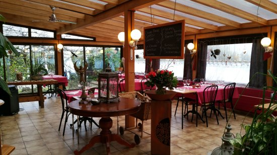 Faoug, Switzerland: Salle d'hiver