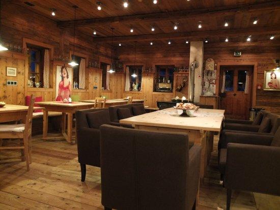Innervillgraten, Austria: Lounge