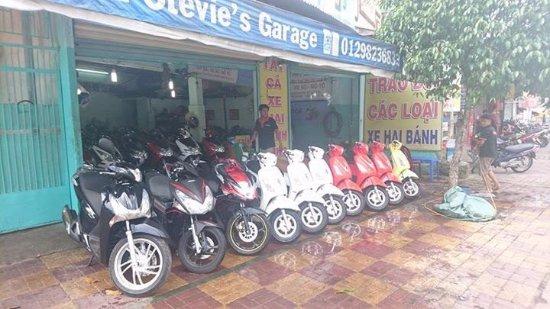 Stevie's Garage
