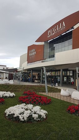 Puglia Outlet Village (Molfetta) - 2018 All You Need to Know Before ...