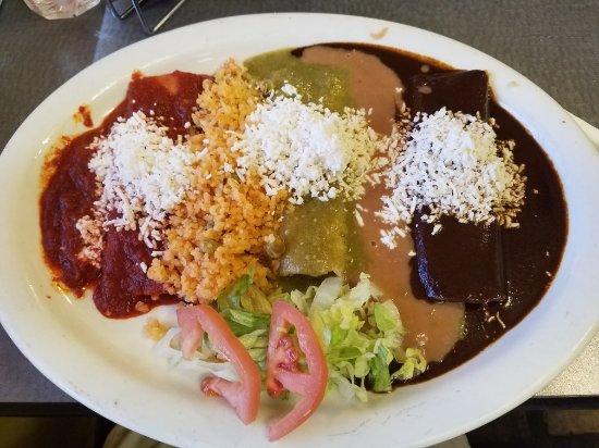 Oaxaca Mexican Food Phoenix Az
