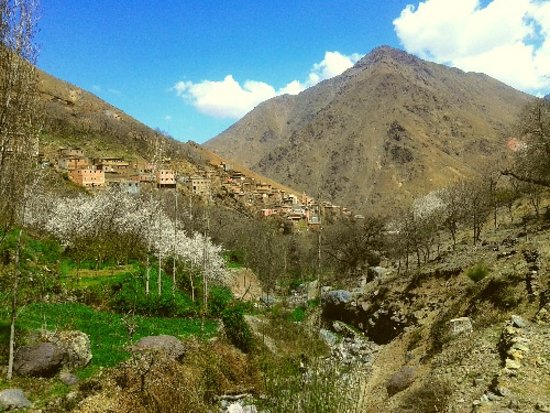 Lalla Takerkoust, Maroko: High Atlas Berber Villages