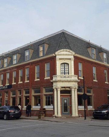The Saint George Hotel