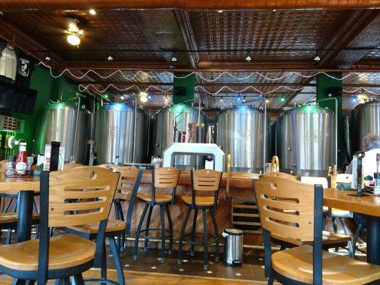 Foto de Bullfrog Brewery