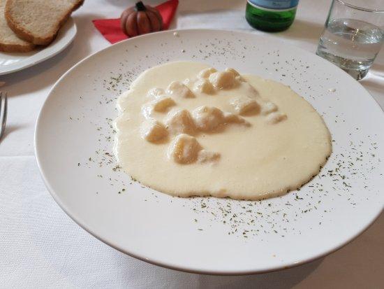 Käse Gnocchi