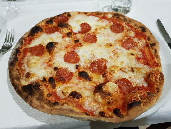 Il Commercio : Pizza Diavolo