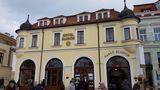 Угерске-Градиште, Чехия: Hotel Slunce
