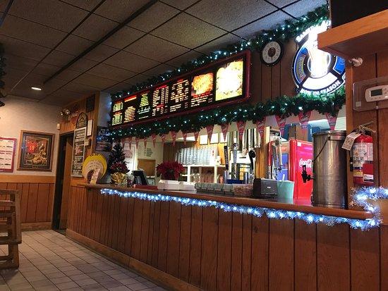 Ames, IA: Christmas decor!