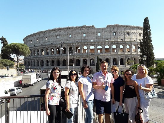 VIP Tour Italia. Guide in Rome and Vatican