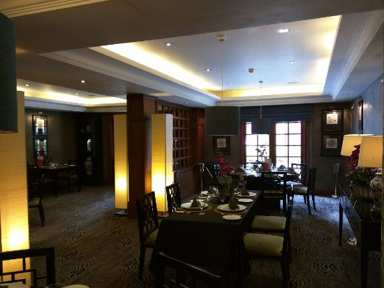 Classy interiors - Picture of Grand Thai, Nuwara Eliya