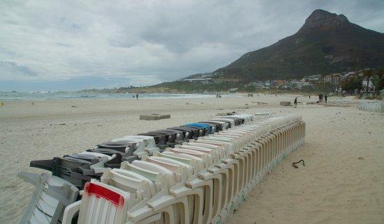 Camps Bay, Strand