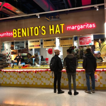 Mexican Restaurants In Oxford England