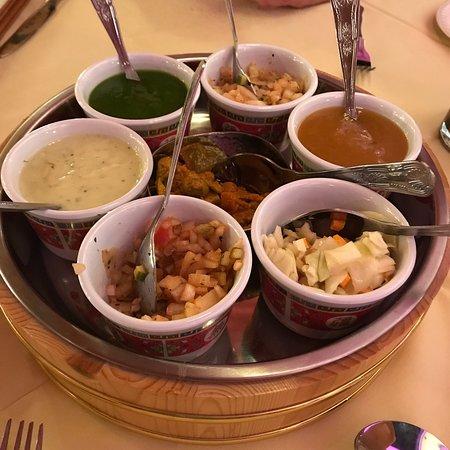 Llanddulas, UK: Little Indian Chef