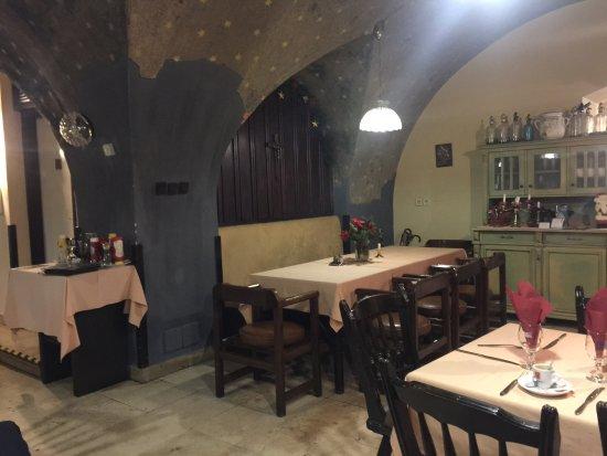 Sopron, Hungria: Restaurante