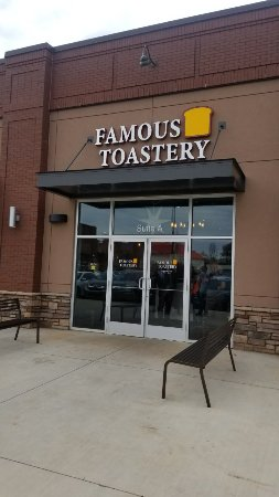 Famous Toastery - Belmont , NC