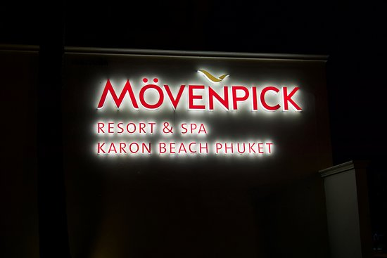 Movenpick Resort & Spa Karon Beach Phuket: Fantastisk hotell
