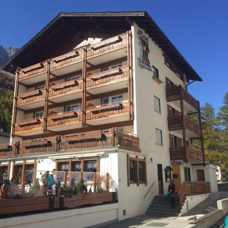 Saas-Grund, Switzerland: Alpenhotel Rodania