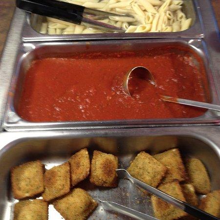 Sallisaw, OK: On the buffet