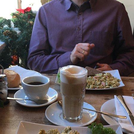 Cafe Luise Kleine Backerei, Hamburg - Restaurant Bewertungen ...