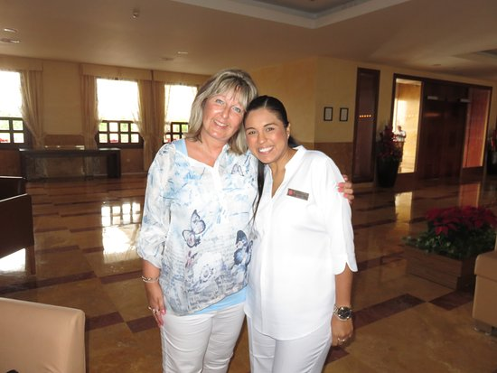 Excellence Playa Mujeres: Carolina Paz we love you xxx