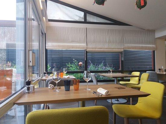 Le jardin gourmand lorient restaurant reviews phone for Jardin gourmand lorient