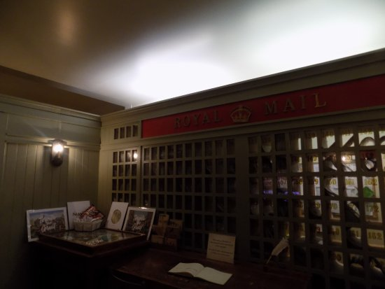 Toronto's First Post Office : Old Post Office 1