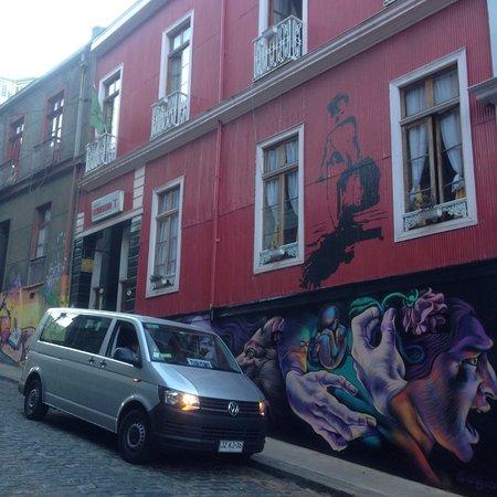 Hotel Da Vinci Valparaiso : photo0.jpg