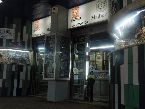 Filatelia Numismática Madeira