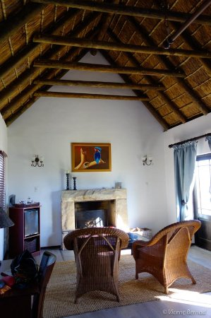 Eland's Bay, South Africa: High ceiling room