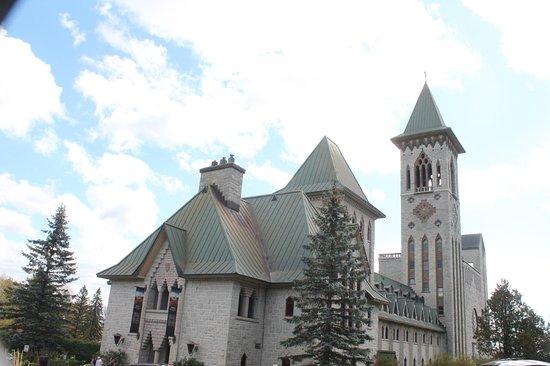 Saint Benedict Abbey: The Abbey