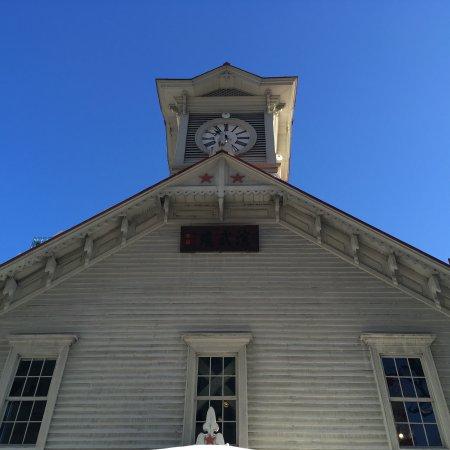 北海道大学の発祥地であるこの時計台は!最高
