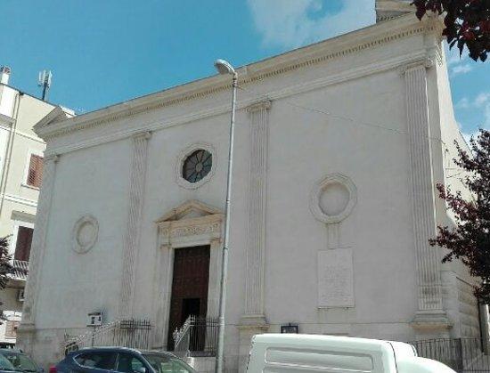 Корато, Италия: Facciata