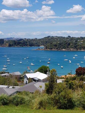 Waiheke Island, New Zealand: View