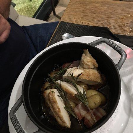 Restaurant le comptoir des amis dans saint maximin avec for Diner avec des amis