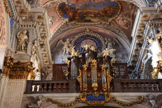Klasztor benedyktynów