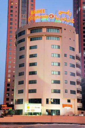 Window View - Picture of Ramee California Hotel, Manama - Tripadvisor
