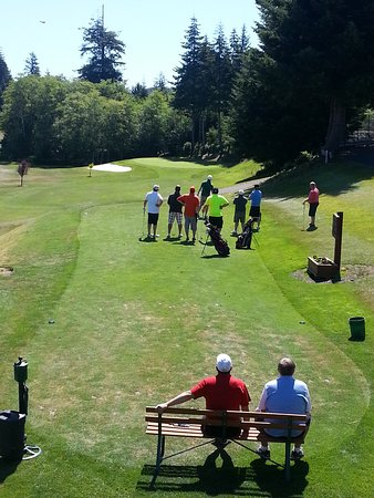 Forest Hills Country Club: Our Four-Man Scramble is a popular and competitive annual event.
