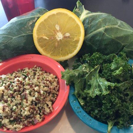 Billede af green vegetarian cuisine houston - Green vegetarian cuisine ...