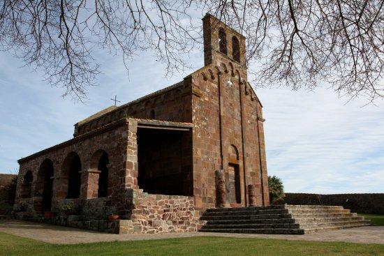 Chiesa di Nostra Signora di Castro : Eglise
