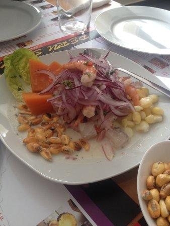 Province of Zaragoza, สเปน: Ceviche