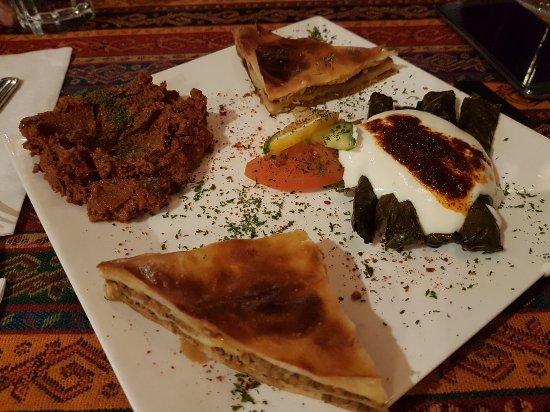 Avesta : Appetizers