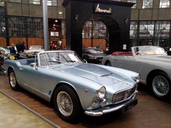Classic Remise Dusseldorf: Maserati 3500 GT 1962 года за 775 000 евро