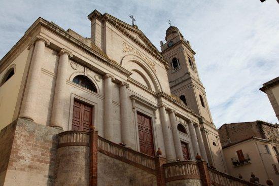 Ozieri, Italy: Eglise