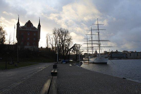 STF af Chapman & Skeppsholmen Hostel Photo