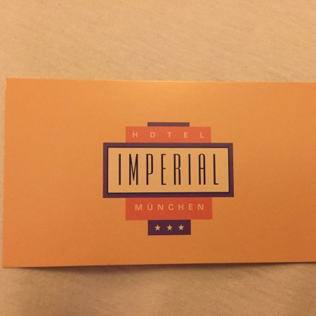 Hotel Imperial Munich Reviews