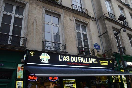 L'As du Fallafel: Must Try!